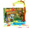 BO047 Monkeying Around เกมส์บอร์ด เสริมพัฒนาการ เกมส์ลิงจ๋อจอมเกี่ยว ฝึกไหวพริบ และ สมาธิ
