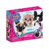 DI016 PlushCraft™ PuppyPack DIY ยัดผ้า Series ลูกสุนัข 3 ชิ้น ของเล่น-กิจกรรมยามว่าง