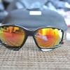 แว่นตาปั่นจักรยาน Oakley Jawbone ดำ