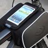 กระเป๋าบนเฟรมจักรยาน ใส่โทรศัพท์ได้