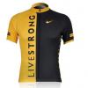 เสื้อปั่นจักรยาน แขนสั้น LiveStrong