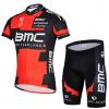 ชุดปั่นจักรยาน BMC 2015 เสื้อปั่นจักรยาน และ กางเกงปั่นจักรยาน