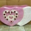 กล่องใส่ซองหัวใจคู่