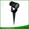 โคมไฟ LED ส่องต้นไม้ แบบปักดิน A2 3w