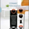 Pre-order New Ceramic Heater with remote control