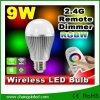 หลอดไฟ LED wifi Bulb 2.4G 9w RGB