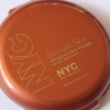 NYC smooth skin bronzing face powder720A Sunny MUST HAVE ITEM จบรอนเซอร์ปรับหน้าเรียว