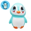 I224 สกุชชี่ Pebbles penguin Blue By Cupcake Aisyah ขนาด 13 cm (Super Soft) ลิขสิทธิ์แท้ (4)