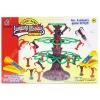 BO077 Jumping monkeys เกมลิงกระโดด แฟมิลี่เกมส์ เกมส์บอร์ด เล่นสนุกนาน กับเพื่อนๆ หรือ ครอบครัว