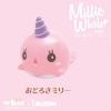 I165 สกุชชี่ millie mini สีชมพู (super soft) ขนาด8cmลิขสิทธิ์แท้ ญี่ปุ่น