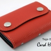 Togo Orange(ส้ม) - Card Holder