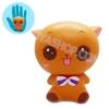 I191 สกุชชี่ Cutie the cat (super soft) ขนาด 12cm ลิขสิทธิ์แท้