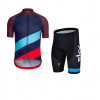 ชุดปั่นจักรยาน Sky R003 เสื้อปั่นจักรยาน และ กางเกงปั่นจักรยาน