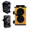 TY087 กล้องทอย สีเหลือง Toy Camera โลโม่ DIY ไม่ต้องใช้ถ่าน ใช้ฟิล์ม 35mm (ฟิลม์ซื้อแยกต่างหาก)