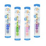 Aquafresh Training Toothbrush ( แปรงสีฟันสำหรับเด็ก )เหลือสีม่วง