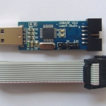 USB ISP Programmer for ATMEL AVR ATMega ATTiny 51 AVR Board ISP Downloader