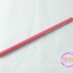 ดินสอเขียนผ้าชอล์ก สีชมพู