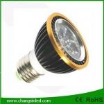 ไฟ LED E27 PAR20 Aluminium 5wx1w.