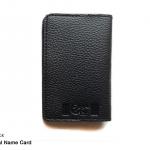 Pure Black(ดำ) - Personal Name Card Holder
