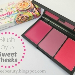 Sleek blush By 3 Candy Colection Limited Edition # 872 Sweet Cheeks
