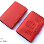 Togo Orange(ส้ม) - Sashy Card Wallet