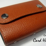 Oak(น้ำตาลอ่อน) - Card Holder