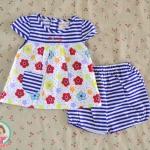 ไซส์ 3-6 เดือน ชุดเสื้อผ้าเด็กผู้หญิง