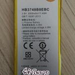 แบตเตอรี่ หัวเหว่ย HUAWEI Ascend G7 (HB3748B8EBC)