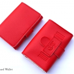 Fire Red(แดง) - Sashy Card Wallet