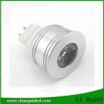 ไฟ LED Spotlamp ขั้วMR16 12v 1w