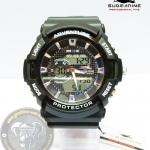 นาฬิกาข้อมือ US Submarine 2ระบบ (ดิจิตอล&เข็ม) สีดำ กันน้ำ 30 เมตร