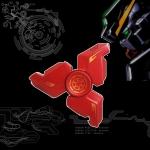 HF329 Fidget spinner -Hand spinner - GYRO (ไจโร) โลหะ Gundam