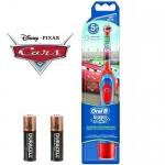 แปรงสีฟันไฟฟ้า Oral-B Advance Power Kids Disney Cars Edition ลายการ์ตูน