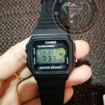 นาฬิการสายยางสีดำ ดิจิตอล Fashion04