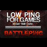 บัตร Battleping 30 วัน