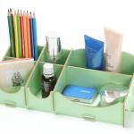 กล่องใส่ของจุกจิก DIY BOX กล่องใส่อุปกรณ์อเนกประสงค์ เครื่องสำอาง เครื่องเขียน Box 004