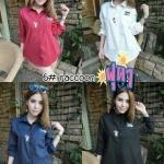 Shirt korea cotton