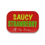 W7 Fruity Lip Balm-Saucy Strawberry