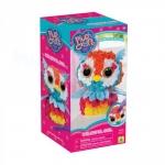 DI013 PlushCraft™ ColorfulOwl DIY ยัดผ้า Series นกฮูก ของเล่น-กิจกรรมยามว่าง