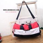 กระเป๋า Tommy Hilfiger Sport Bag กีฬา ฟิตเนต ของแท้ พร้อมส่ง สีทูโทน ทรงยาว นำเข้าจาก USA