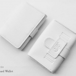 Clear White(ขาว) - Sashy Card Wallet