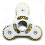 HF246 Hand spinner - GYRO (ไจโร) -Fingertip Gyroscope โลหะ ฟันเฟือง 3 แฉก
