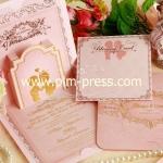 การ์ดแต่งงาน VIP-SCT สามมิติ 2 ชิ้น (6-0281,-6-0288)