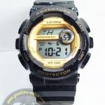นาฬิกาข้อมือ US Submarine ระบบดิจิตอล รุ่น TP1351L สีดำทอง กันน้ำ 30 เมตร