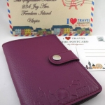 Purple(ม่วง) - Passport Holder