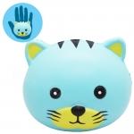 I266 สกุชชี่ oriker Tiger bun ขนาด 11 cm (Super Soft)