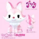 I339 สกุชชี่ Ibloom Foxy Fox ขนาด cm (Super Soft) ลิขสิทธิ์แท้