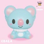 I296 สกุชชี่ Squishy KOALA By IBOOLM ขนาด 10 cm (Super Soft) ลิขสิทธิ์แท้