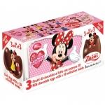 SU013 Zaini Chocolate Egg Surprise ไข่ เซอร์ไพร์ส ช๊อคโกแล๊ค พร้อมของเล่นสุดฮิต - Mini mouse