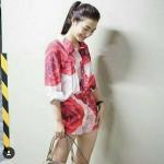 Set เสื้อเชิ้ต + กางเกง lovebird brand